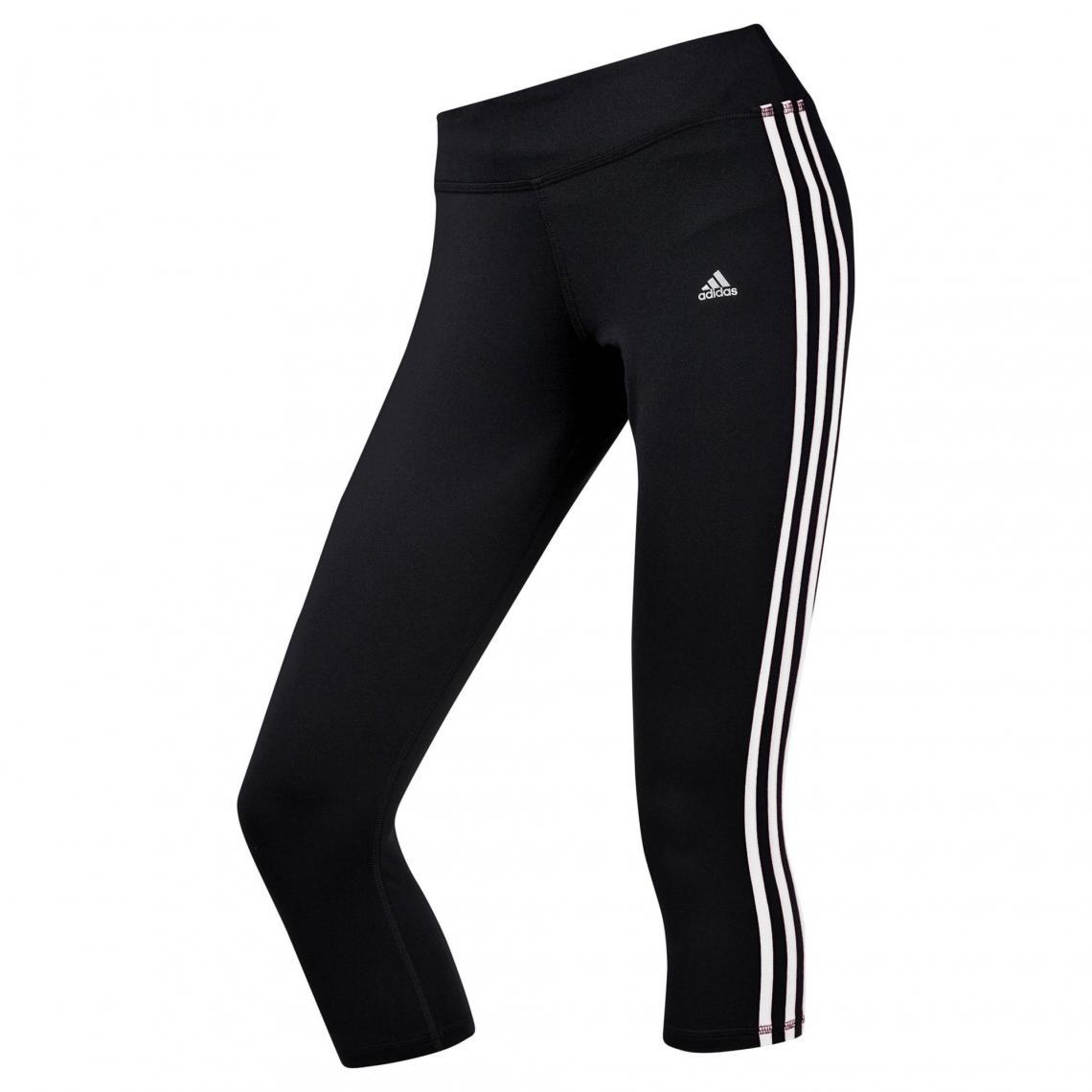 Pantalon legging 34 sport femme Climalite adidas - Noir Adidas Performance bfa49b465f3