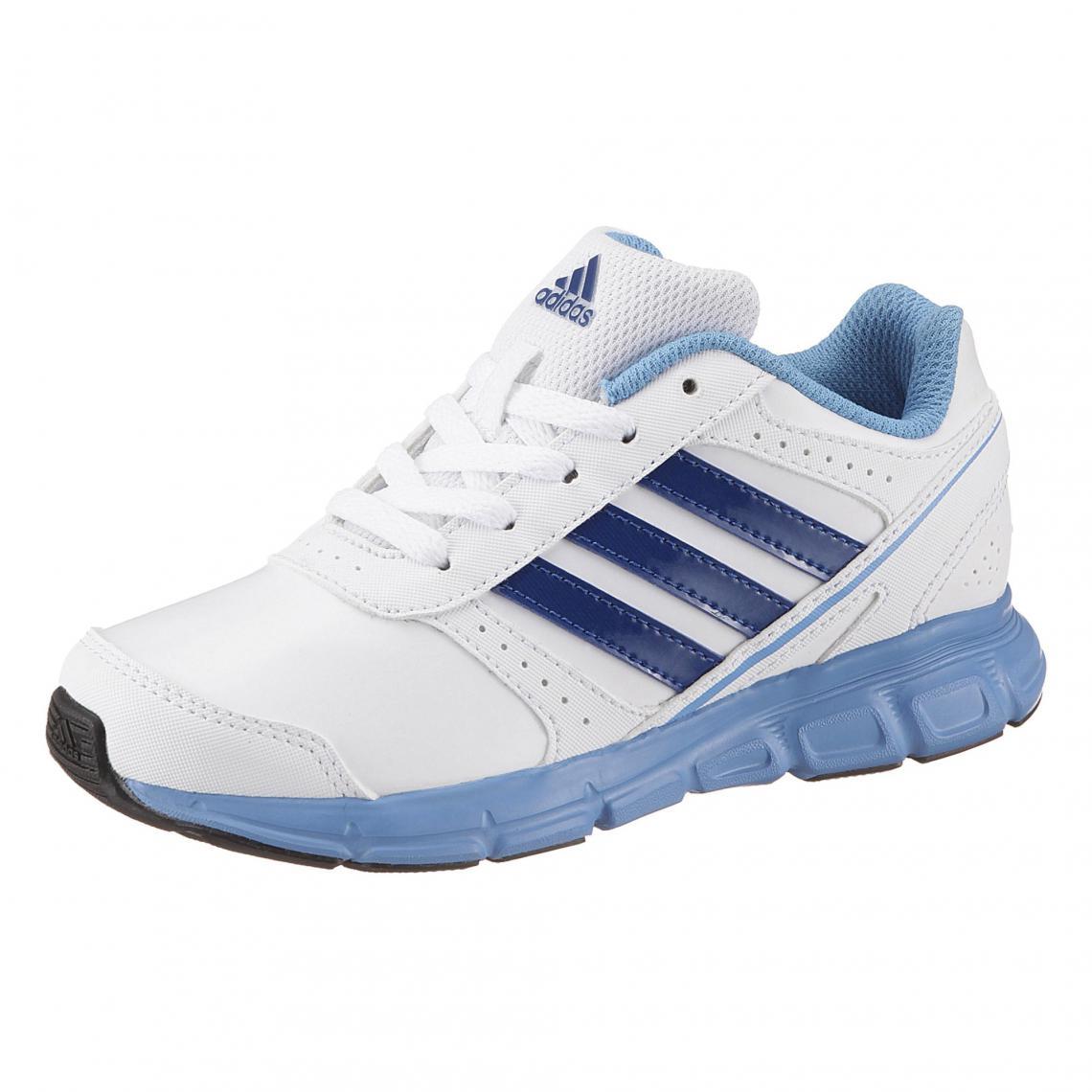grossiste 6b5ab 89f07 Baskets Adidas blanc et bleu | 3 SUISSES