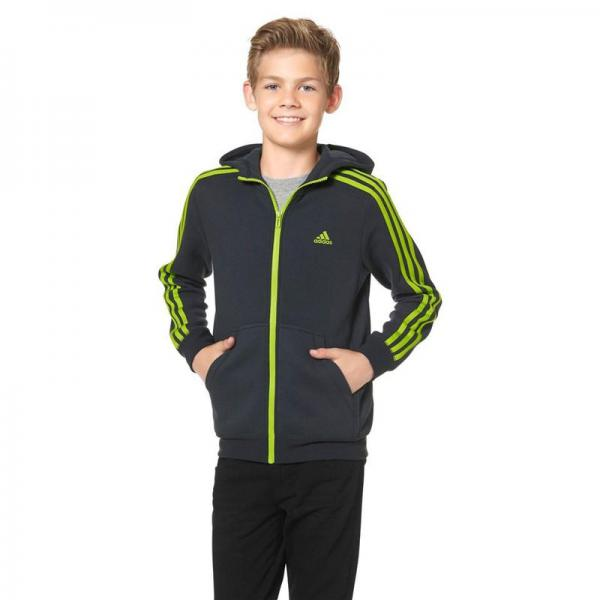 Adidas Sweat Garçon Veste Capuche À N0y8nwOvm