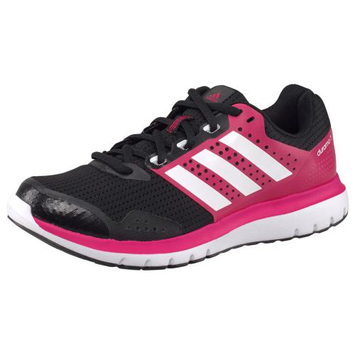 purchase cheap 377fa 26aa0 Adidas Performance - Chaussures de running Duramo 7 W femme Adidas  Performance - Rose Noir