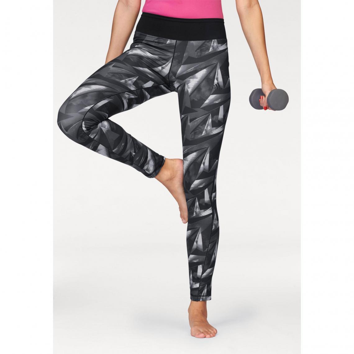 Legging imprimé graphique Climalite® adidas Performance sport femme - Noir  Adidas Performance Femme 335263d4387