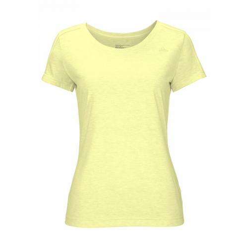 T-shirt manches courtes femme adidas Performance - Jaune Adidas Performance