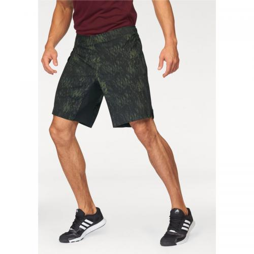 Adidas Performance - Short adidas Performance ASS2Grass Forest Graphique homme - Vert - Promos vêtements homme