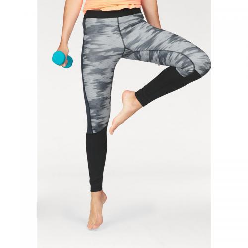Adidas Performance - Legging adidas Performance Techfit Long Tight AOP femme  - Noir - Promos Sport ce74ea0f476