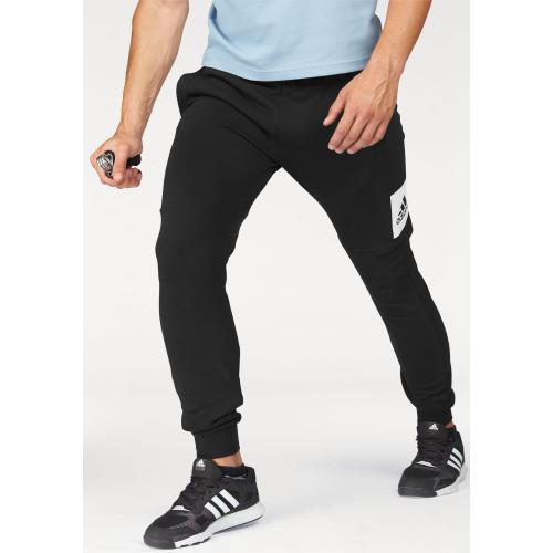 Adidas Performance - Pantalon de sport Essentials Box Logo Slim adidas Performance homme - Noir - Vêtement de sport