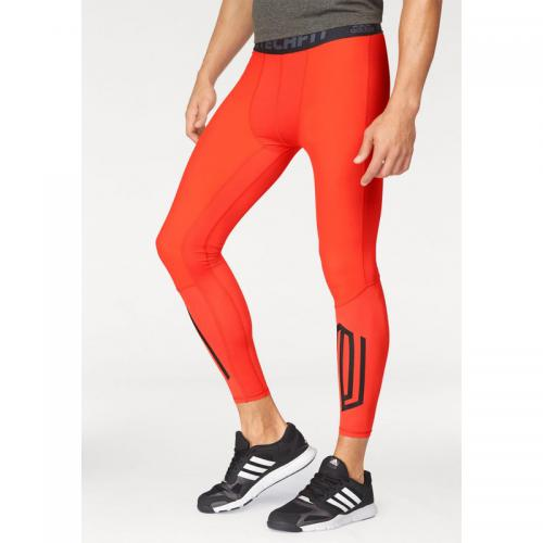 Adidas Performance - Collant de sport Climalite® Techfit® adidas Performance homme - Orange - Vêtement de sport