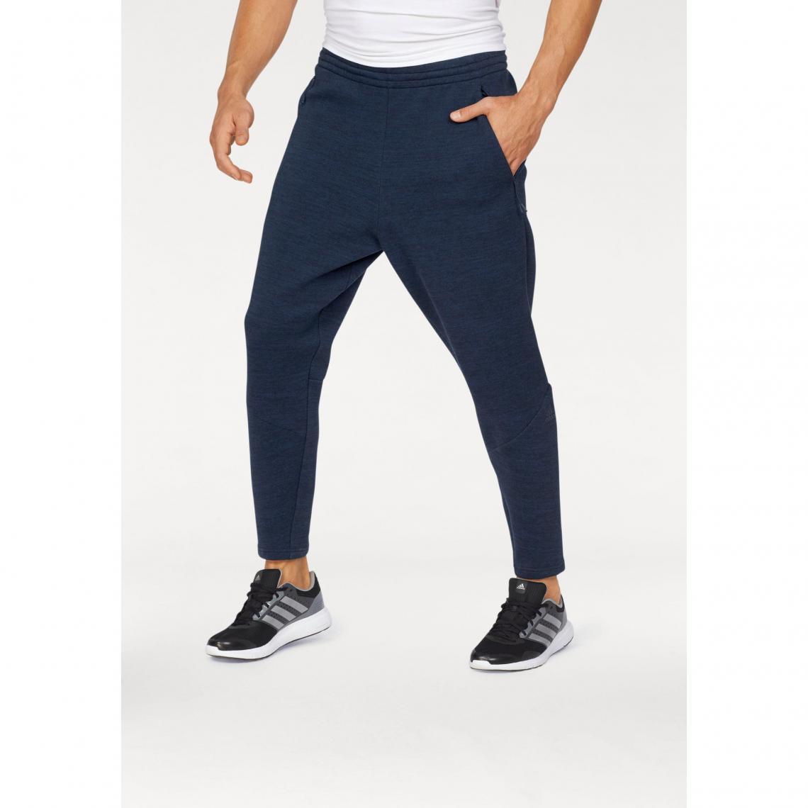 Pantalon e Homme Adidas Foncé Bleu Travel n De Survêtement Z rEwq0rF
