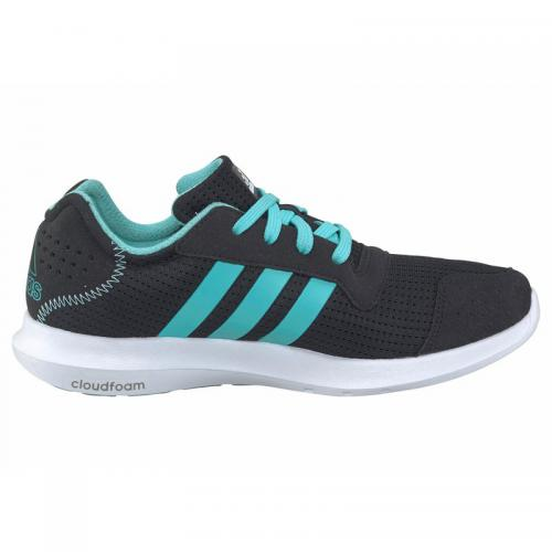 Adidas Performance - adidas Performance Element Refresh chaussures de running femme - Noir - Turquoise - Baskets