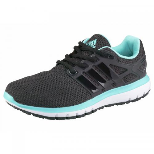 Adidas Performance - Sneaker Energy Cloud World Trade Center femme adidas Performance - Noir - Turquoise - Baskets