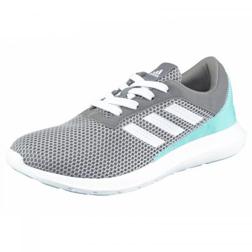 145b5b04bbb6e Adidas Performance - Sneaker Element Refresh 3 W femme adidas Originals -  Gris - Blanc -