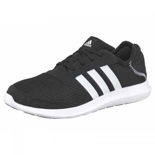 Adidas Performance - adidas Performance Element Refresh chaussures de running homme - Noir - Blanc - Baskets
