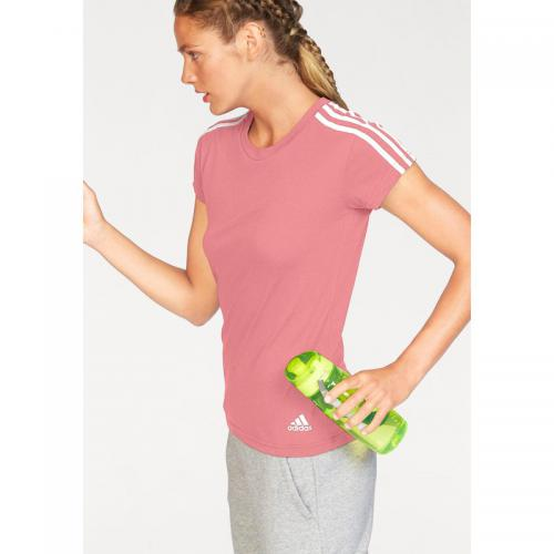 Adidas Performance - T-shirt Adidas Performance - Rose - Promos Sport Femme