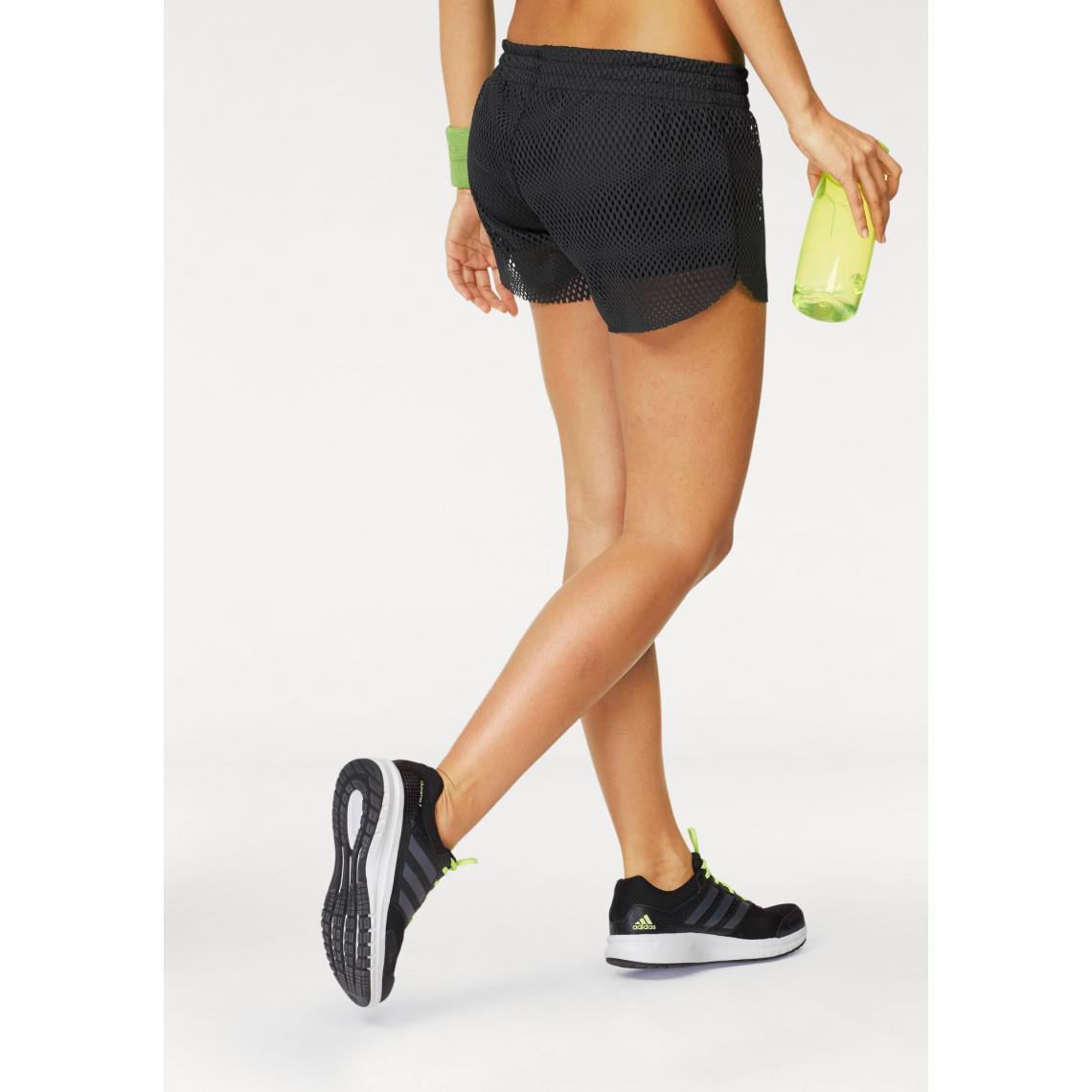 Short femme 2 en 1 Mesh adidas Performance - Noir  78fba901156