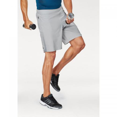 Adidas Performance - Short Climalite® homme CrazyTrain adidas Performance - Gris - Promos vêtements homme