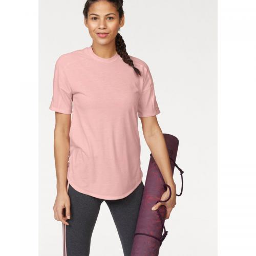 Adidas Performance - T-shirt femme ZNE TEE 2 Wool adidas Performance - Rose Vif - Le sport