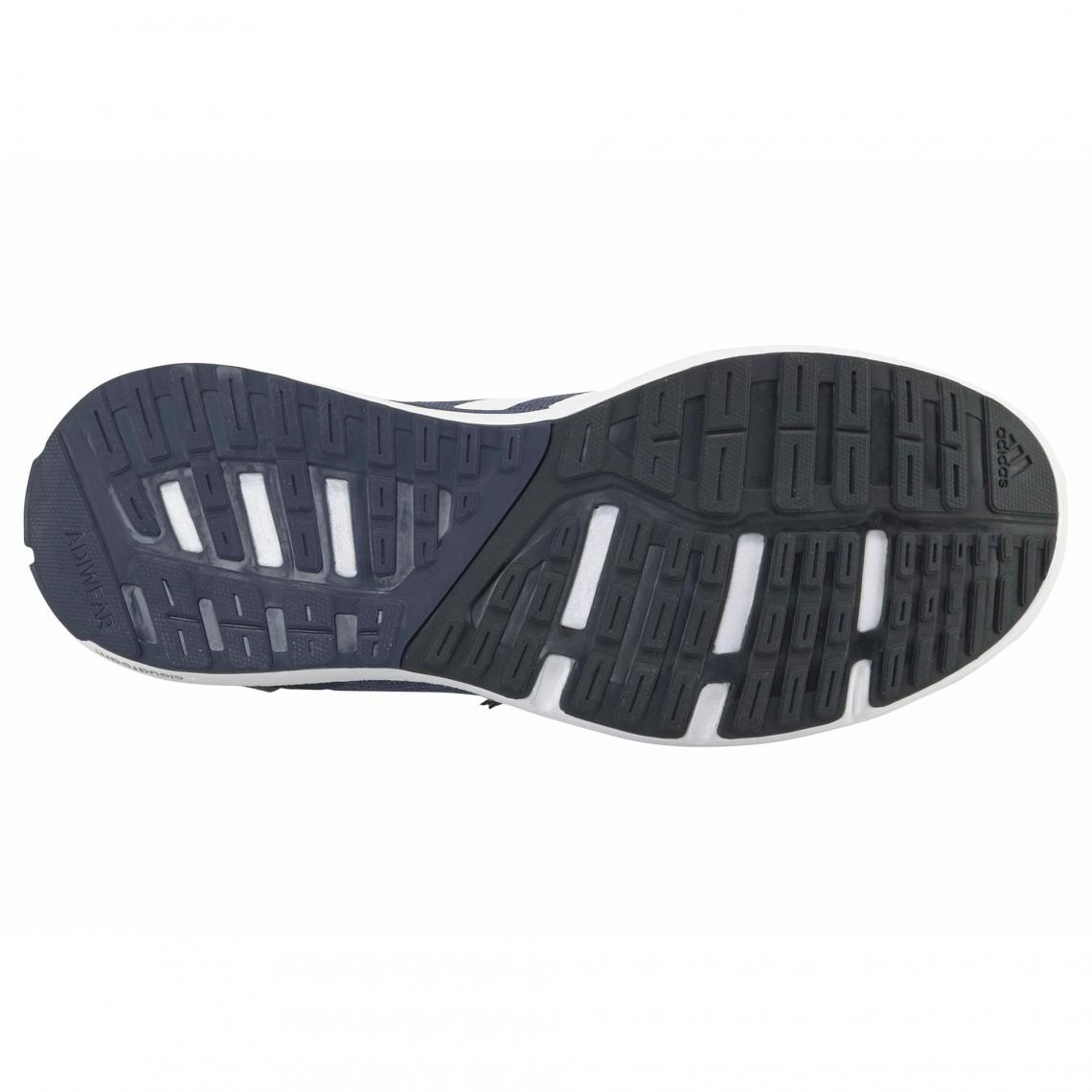 quality design 75a63 9c9e6 Basket running Cosmic 2 W adidas Performance pour homme - Marine - Blanc  Adidas Performance
