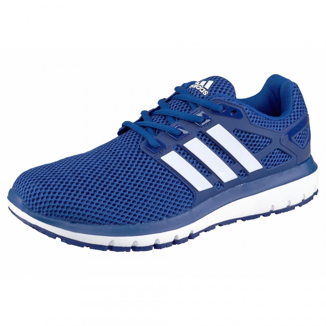 reputable site 0b38a 9b09d Chaussures de sport Energy Cloud adidas Performance pour homme - Bleu -  Blanc Adidas Performance Homme