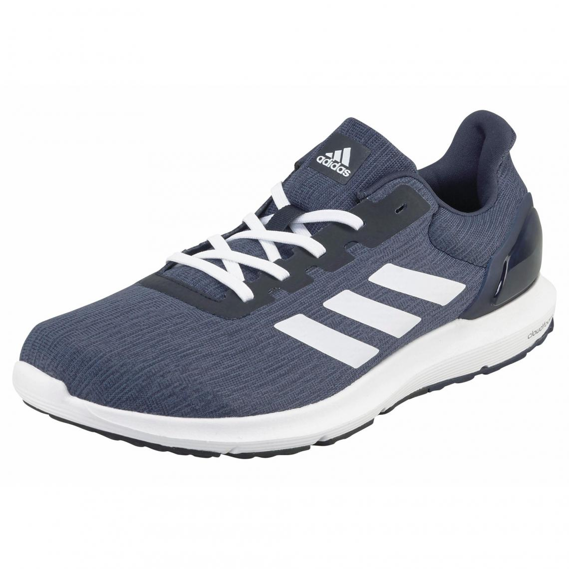 new styles 1fc51 25817 Basket running Cosmic 2 W adidas Performance pour homme - Marine - Blanc  Adidas Performance Homme