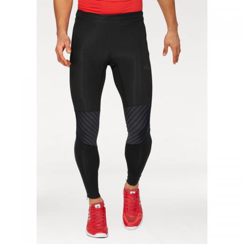 Adidas Performance - Collant de compression Supernova Long Gra Tight adidas Performance pour homme - Noir - Promos vêtements homme