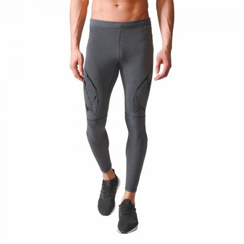 Adidas Performance - Collant de compression sport adidas Performance pour homme - Gris - Promos vêtements homme