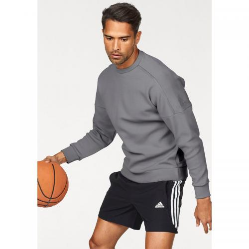Adidas Performance - Sweat manches longues homme Z.N.E adidas Performance - Gris - Sweats homme