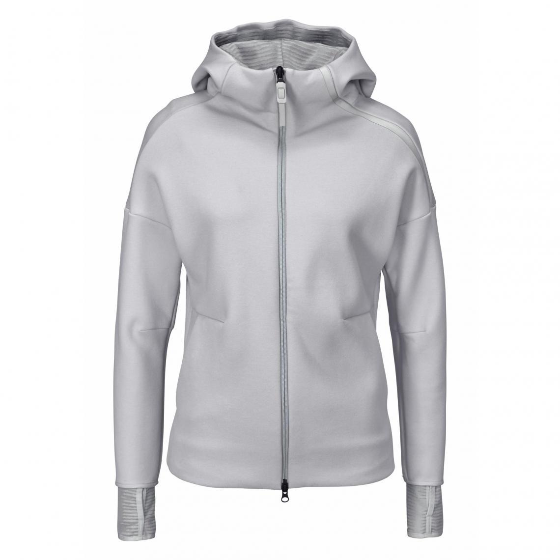 Veste zippée à capuche femme Z.N.E adidas