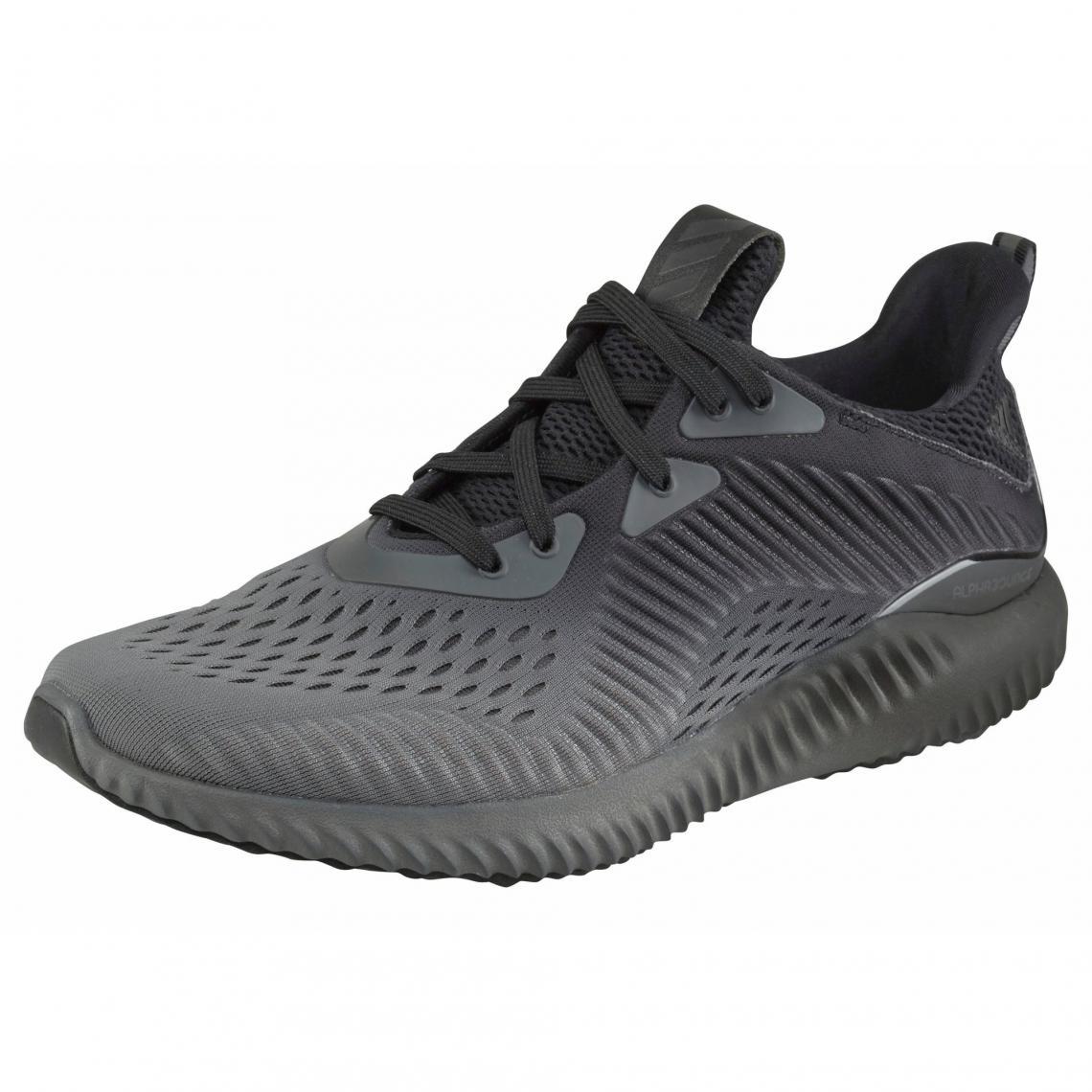 best sneakers d26e1 63df3 Chaussures de course Alphabounce EM M homme ADIDAS Performance - Noir Adidas  Performance Homme