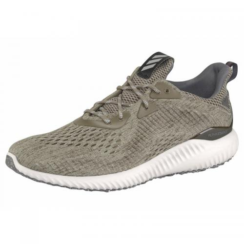 Adidas Performance - Chaussures de course Alphabounce EM M homme ADIDAS Performance - Olive - Baskets