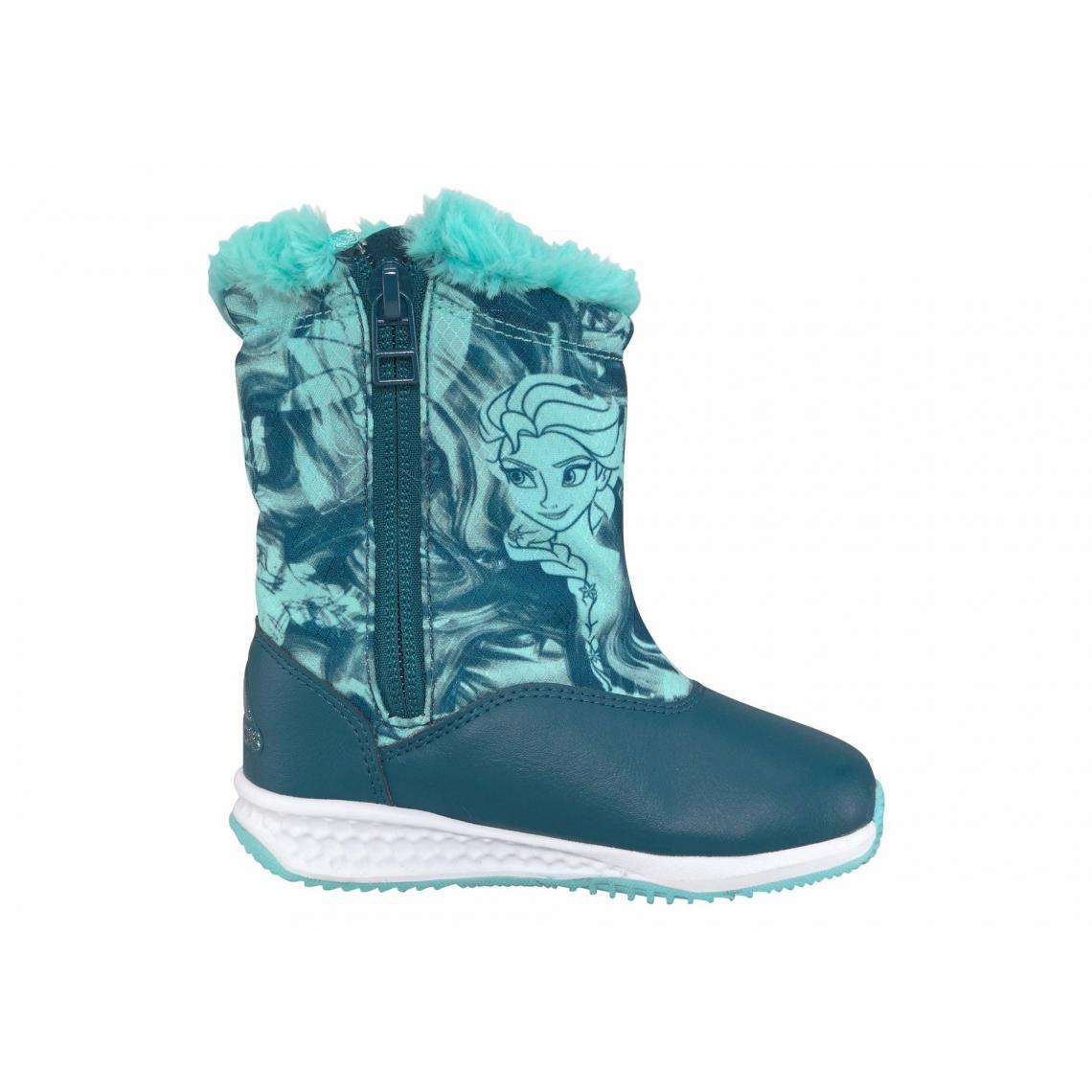 Bottes des neiges fille Reine Bleu 1 Performance Avis adidas d'hiver EDHI29