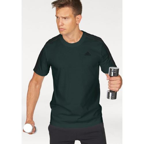 Adidas Performance - Y-Shirt à Manches Courtes Adidas Performance - Vert - Vêtement de sport