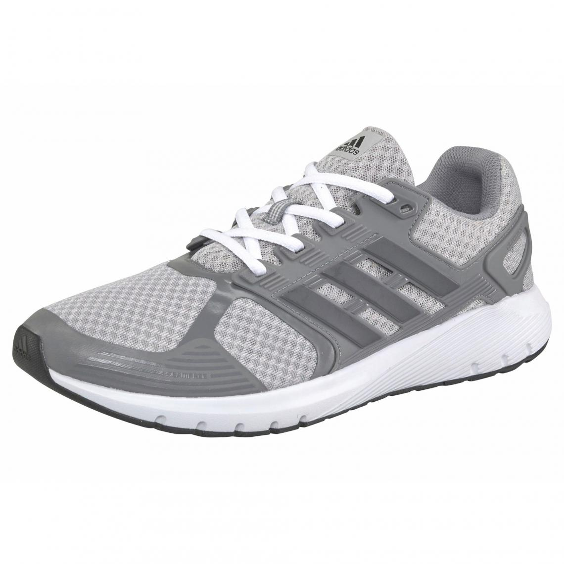 promo code 8f19e c9f8f adidas Performance Duramo 8 chaussures de running homme - Gris Adidas  Performance Homme
