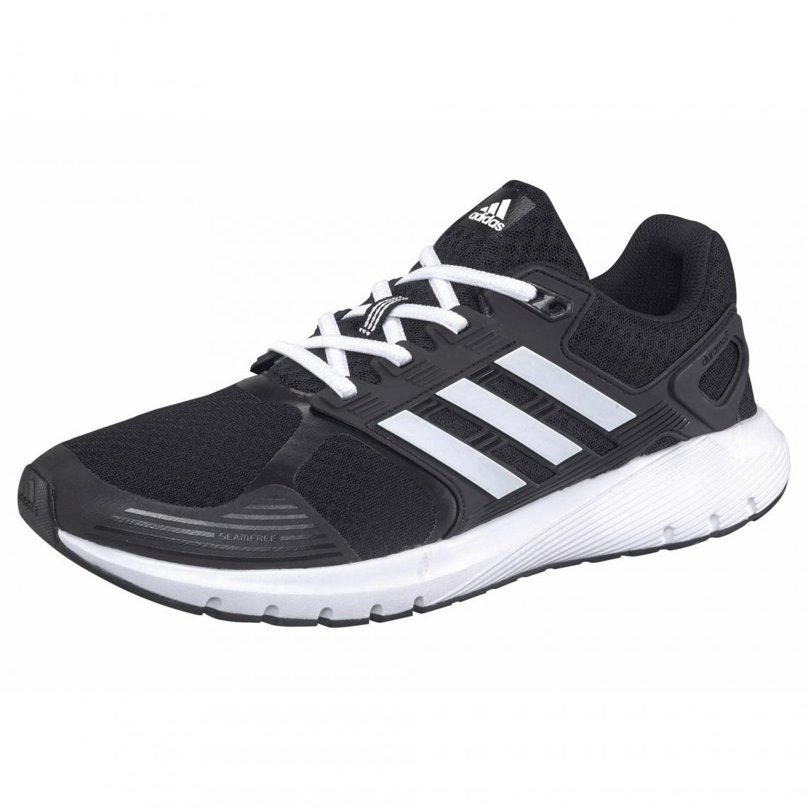 wholesale dealer 2e140 9f6e7 adidas Performance Duramo 8 chaussures de running homme - Noir - Blanc  Adidas Performance Homme