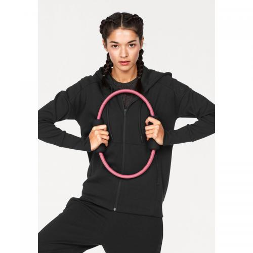 Adidas Performance - Sweat zippé manches longues à capuche femme ID Stadium  adidas Performance - Rose 943d877b5318