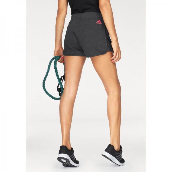 prix de liquidation vente en magasin vente en ligne Short de sport femme adidas Performance - Gris