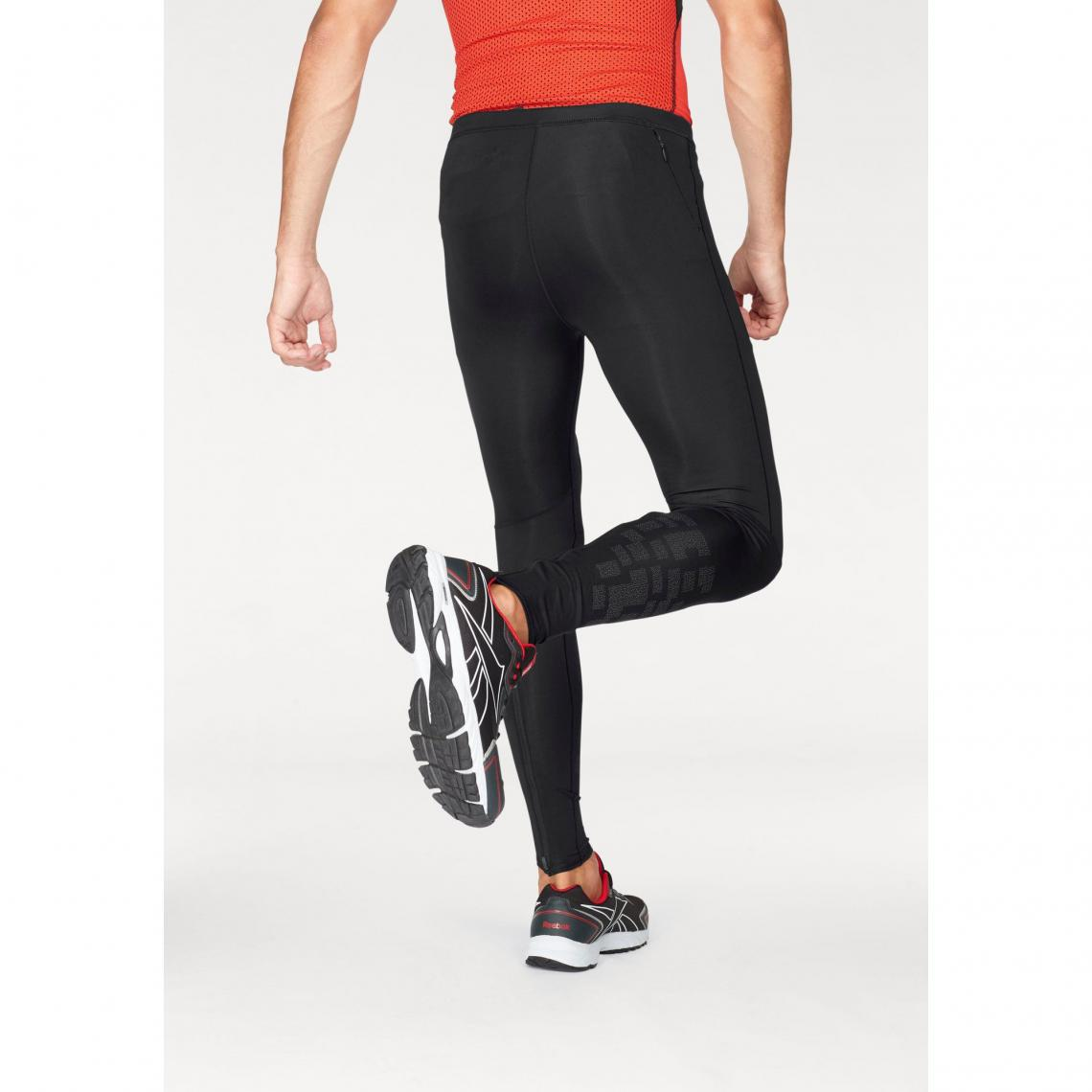 Legging de sport poche zippée homme Supernova Long Tight Men adidas Performance Noir Plus de détails