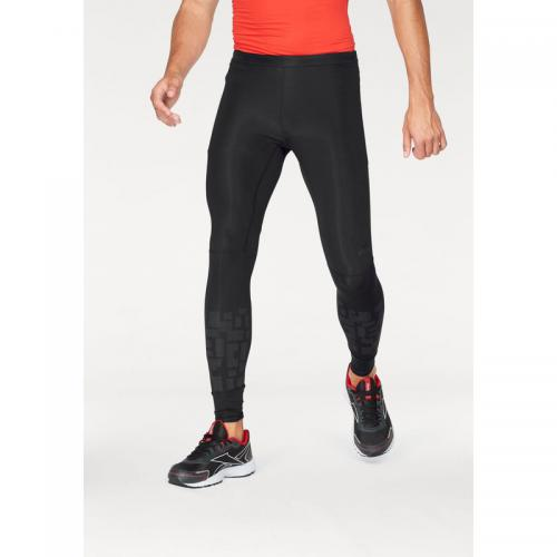 Adidas Performance - Legging de sport poche zippée homme Supernova Long Tight Men adidas Performance - Noir - Vêtement de sport