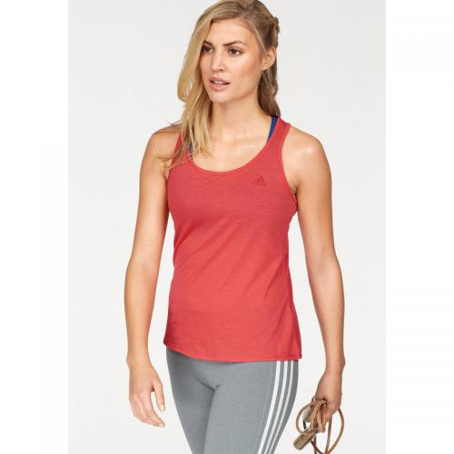 Adidas Performance - Débardeur Fonction Stop Prime femme adidas Performance - Orange - Adidas Performance