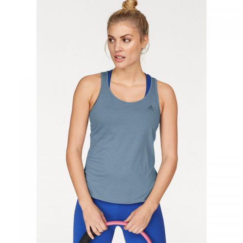c6c9389c9230c Adidas Performance - Débardeur Fonction Stop Prime femme adidas Performance  - Bleu - T-shirt