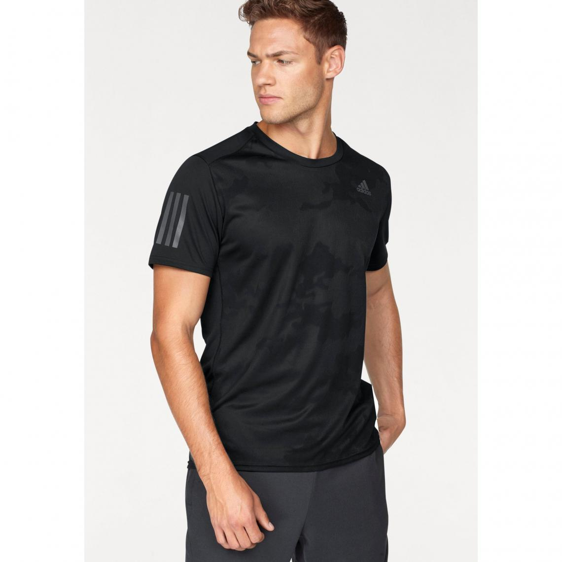 Tee shirt respirant manches courtes homme adidas Performance