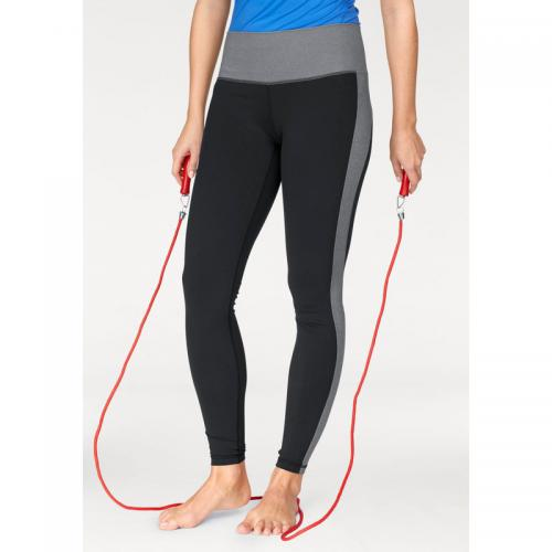 Adidas Performance - Legging sport taille large femme adidas Performance - Noir - Gris - Adidas Performance