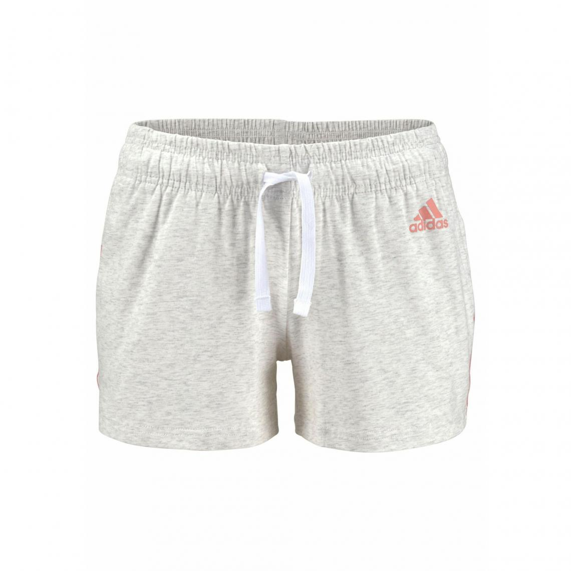687f2bed64 Short court femme Essentials 3 Stripes Short adidas Performance Adidas  Performance