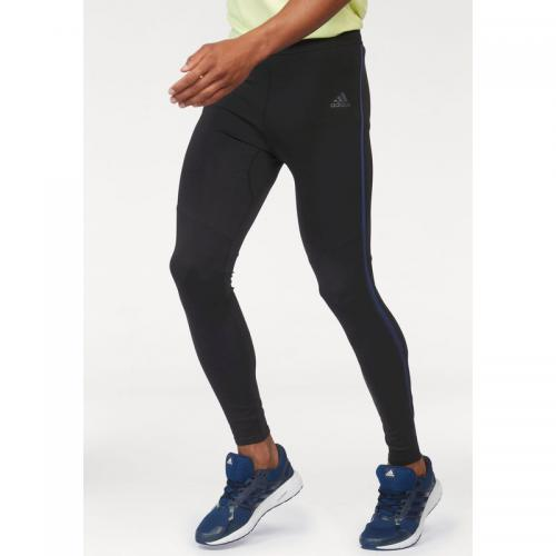 Adidas Performance - Legging de sport Reponse Long Tight homme adidas Performance - Noir - Promos vêtements homme