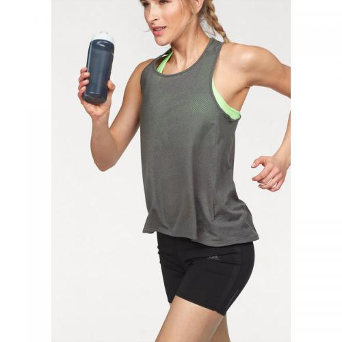 Adidas Performance - Débardeur Run Femme adidas Performance - Gris - Vêtement de sport