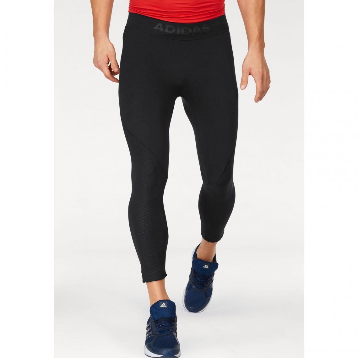 Legging de sport 34 homme Climacool® adidas Performance Noir Plus de détails