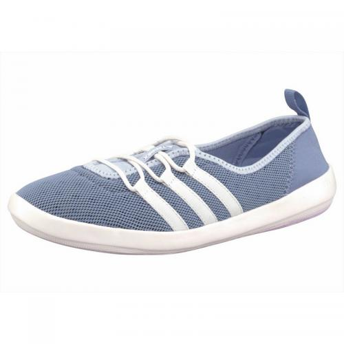 Chaussures outdoor femme adidas Performance Terrex Climacool® Sleek Boat - Gris - Bleu