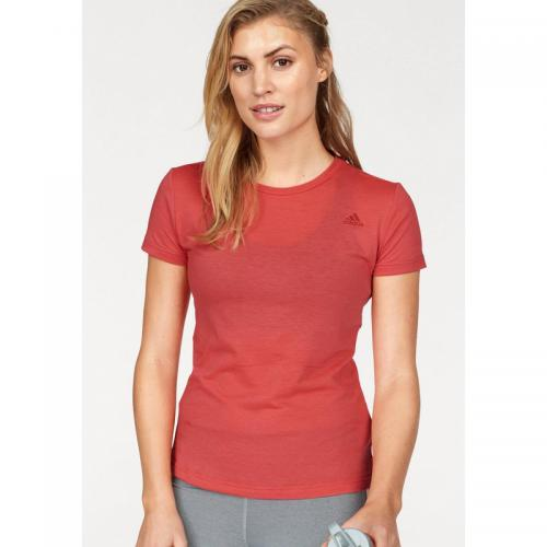 Adidas Performance - T-shirt col rond manches courtes femme Climalite® Freelift Prime adidas Performance - Orange - Adidas Performance