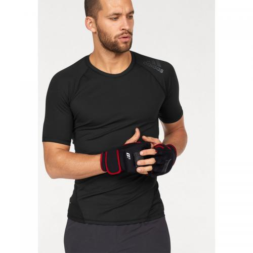 Adidas Performance - T-shirt manches courtes homme Climalite® AlphaSkin Sport adidas Performance - Noir - T-shirts sport homme