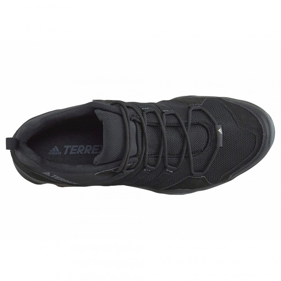Adidas Terrex Ax2r Hommes Taille Basse Randonnée Marron