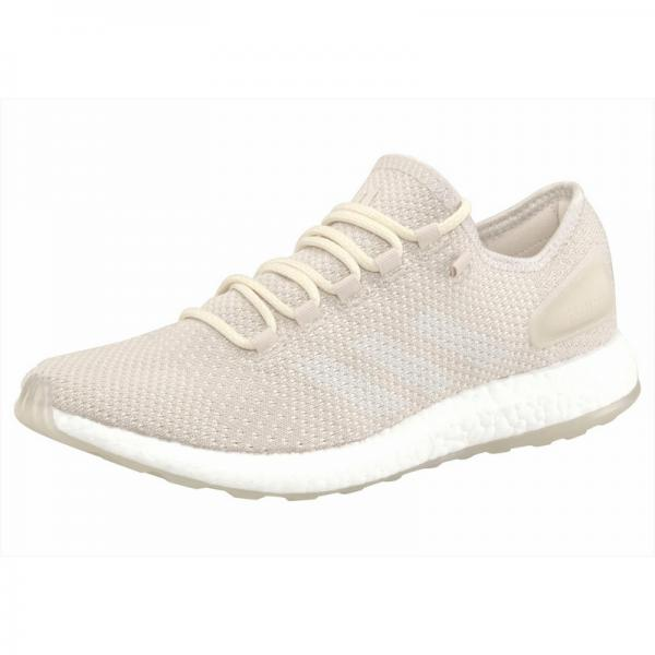 Chaussures de running homme adidas Performance Pure Boost Clima - Gris Clair - Blanc Adidas Performance Homme
