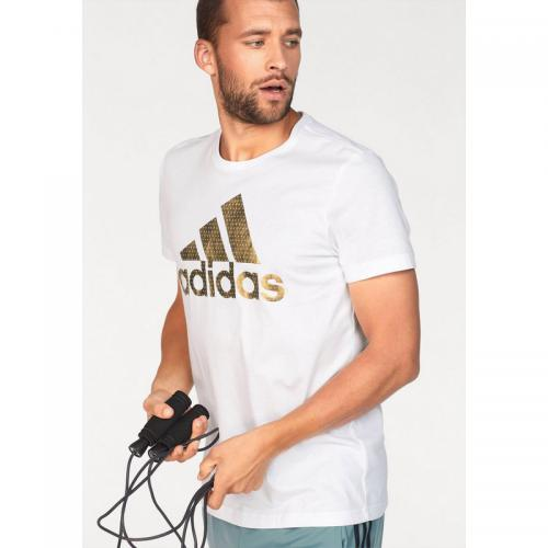 Adidas Performance - T-shirt homme adidas Performance - Marine - Promos sport homme